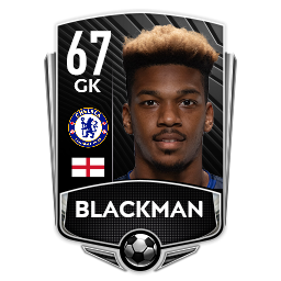 FIFA Mobile Jamal Blackman Base Card