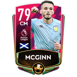 FIFA Mobile John McGinn Boxing Day Card