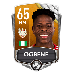 FIFA Mobile Chiedozie Ogbene TOTW Card
