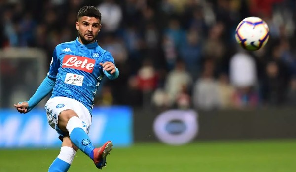 Lorenzo Insigne, one of the best LM on FIFA Mobile