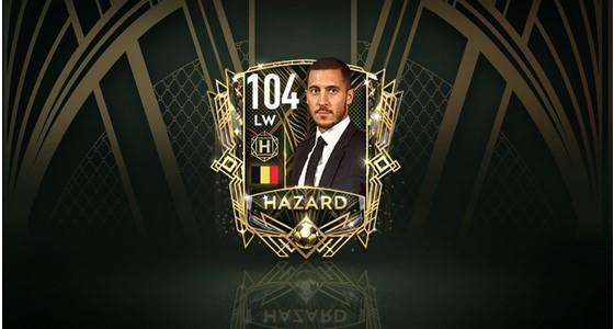 104 LW Eden Hazard FIFA Mobile 20