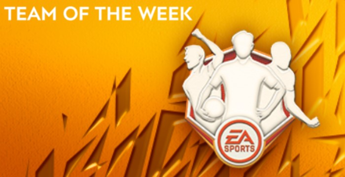 FIFA Mobile Team of the Week (TOTW) event