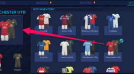 How to Change Kits in FIFA Mobile