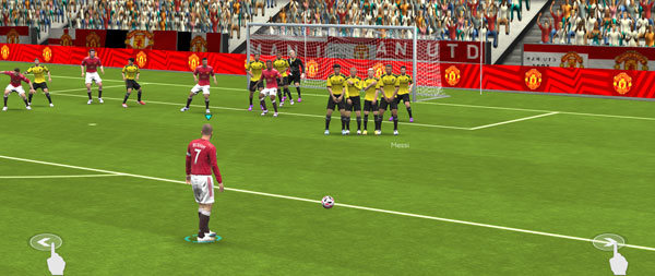 FIFA Mobile Best Free Kick Tackers