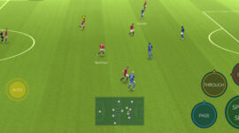 FIFA Mobile Buttons and Gestures Controls