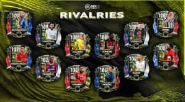 FIFA Mobile 21: Rivalries Players