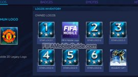 Club Customisation in FIFA Mobile